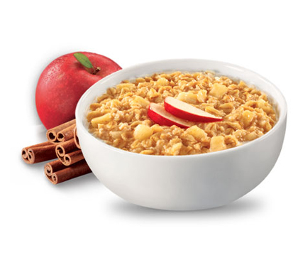 Instant Oatmeal - Variety Pack (Regular/Apple Cinnamon/Maple Brown Sugar/Strawberry & Cream/Peaches Cream)  12-10 EACH