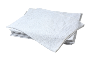 Terry Towels White 60ct