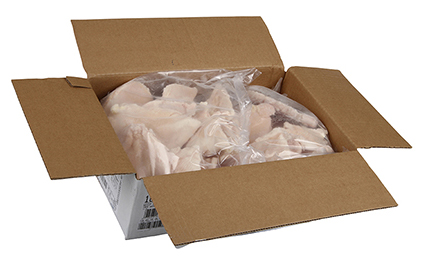 CHICKEN BREAST FILETS 6 OZ READY TO COOK INDIVIDUALLY FROZEN 2-5 POUND