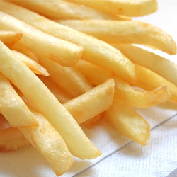 French Fries 3/8 Straight Cut 6/5lb