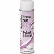 Furniture Polish Lemon 12/20oz