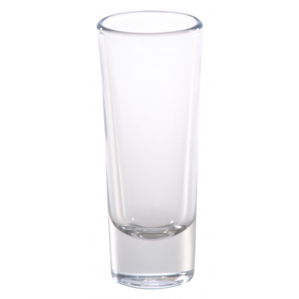 Tequila Shooter Glass 1.5oz 50/ct