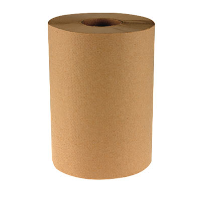 Hardwound Roll Towel Kraft 6/800ft