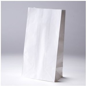 Paper Bag 12lb. Kraft 500/Bundle