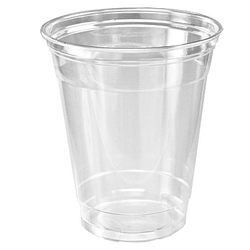 Plastic Clear P.E.T. Cup 20oz 1M/ct