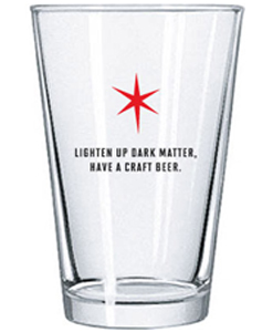 Custom Printed Pint Glass