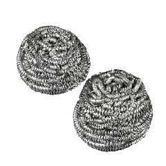 Premiere Stainless Steel Scrubbers 12ct