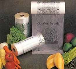 Produce Bags 12x15 5-A-Day 4/cs