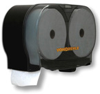 Vondrehle Jumbo Toilet Tissue Mini Twin 2ply 750'